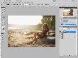 Как Сергей Курзанов делает эффект солнца в камеру в фотошопе : )